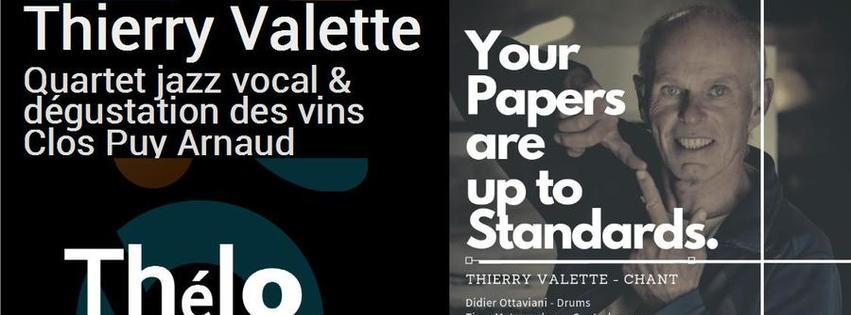 Thierry Valette Quartet