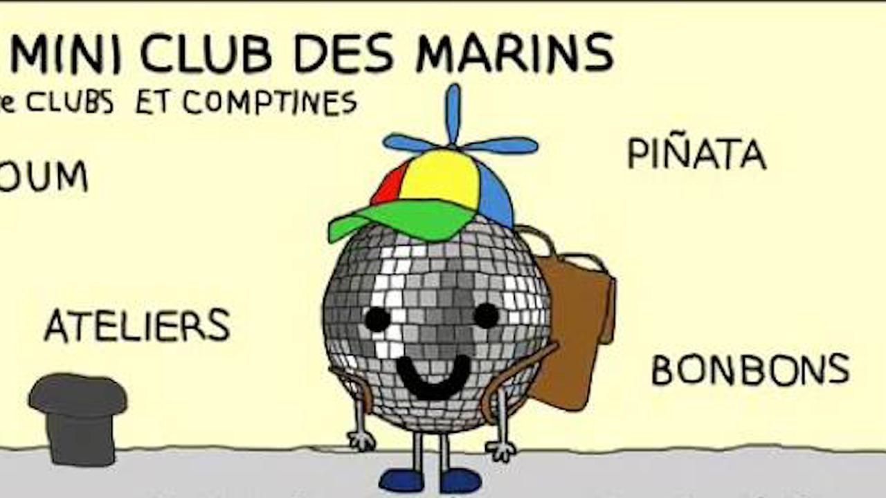 LE MINI CLUB DES MARINS • YOUPI ! L