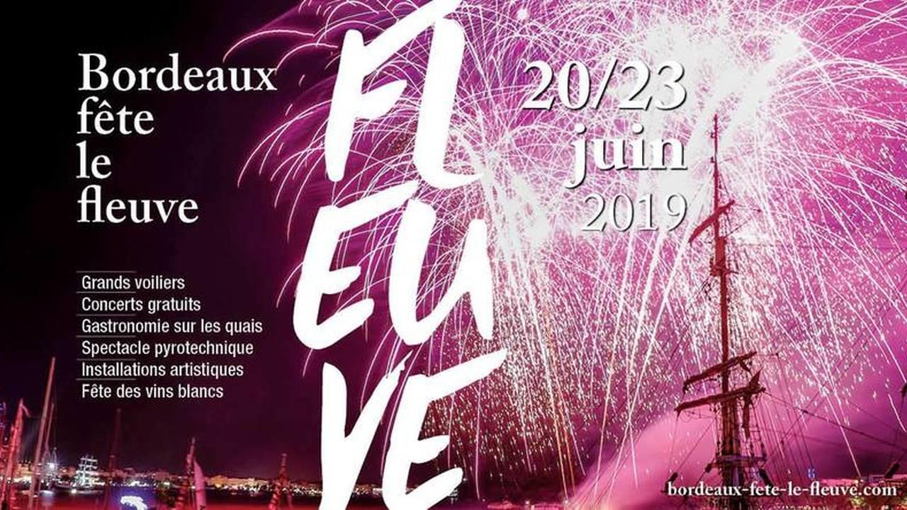 Bordeaux Fête le Fleuve 2019
