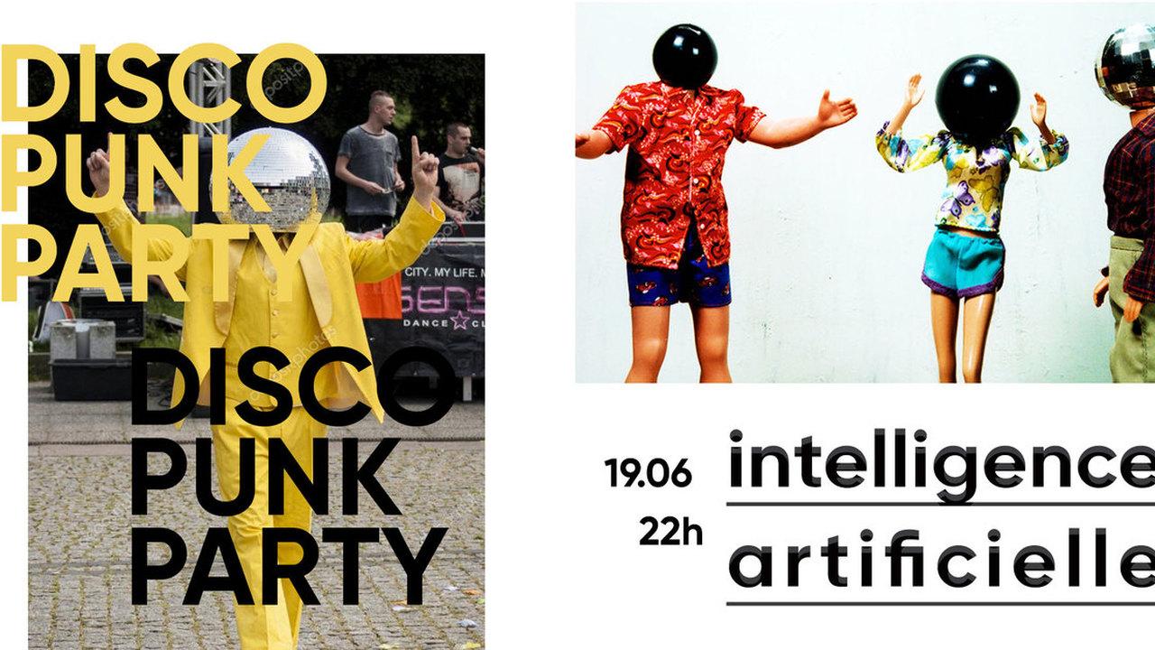 Disco Punk Party #2 : Intelligence artificelle à la Tencha