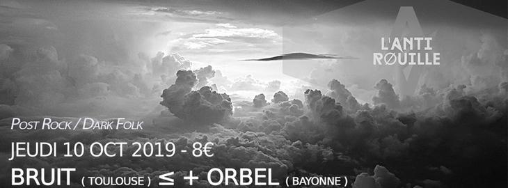 Bruit ≤ + Orbel