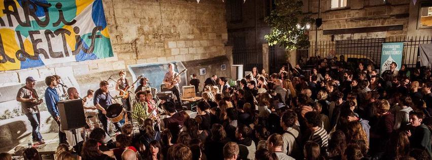Le bal de Rita Macédo et du Parti Collectif