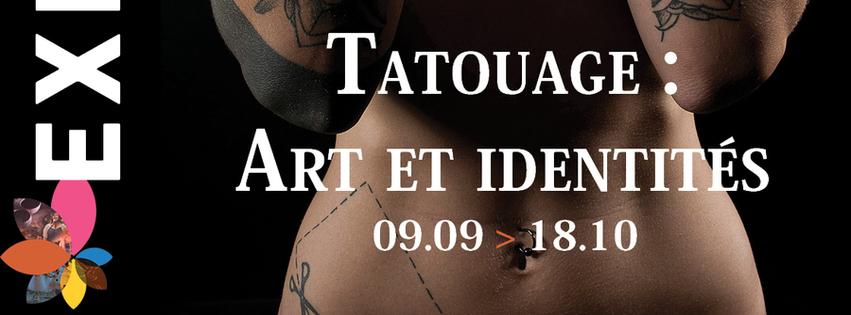 Tatouage : art et identités