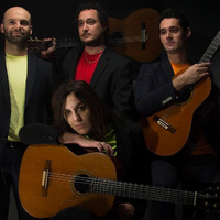 Éveil, quatuor de guitares classiques