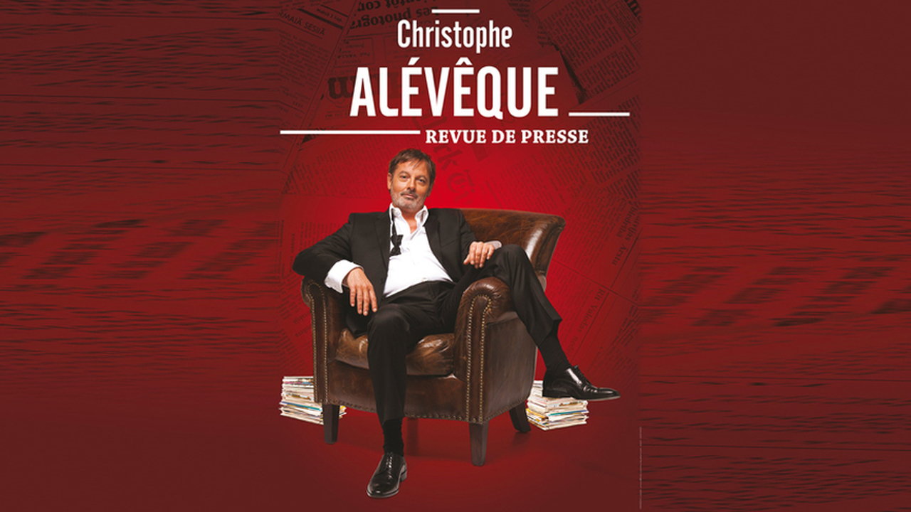 CHRISTOPHE ALEVÊQUE