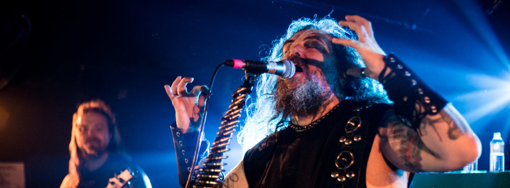 Soulfly + The Soundroots