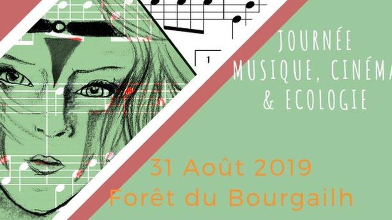 Ciné Plein Air : Princesse Mononoké & Concerts : Kouk + Lost Meridian