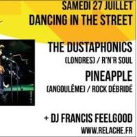 Relache n°10 - The Dustaphonics + Pineapple
