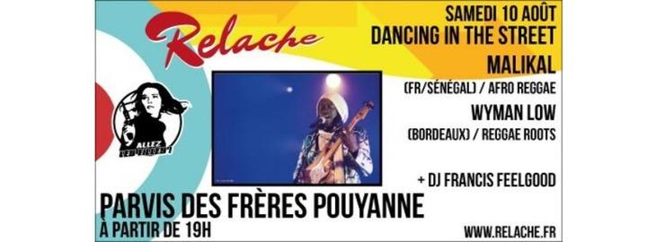 Relache n°10 - Malikal + Wyman Low