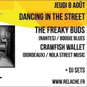 Relache n°10 - Freaky Buds + Crawfish Wallet