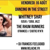 Relache n°10 - Whitney Shay + The Rhum Runners