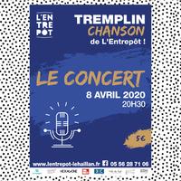 LE CONCERT DU TREMPLIN CHANSON