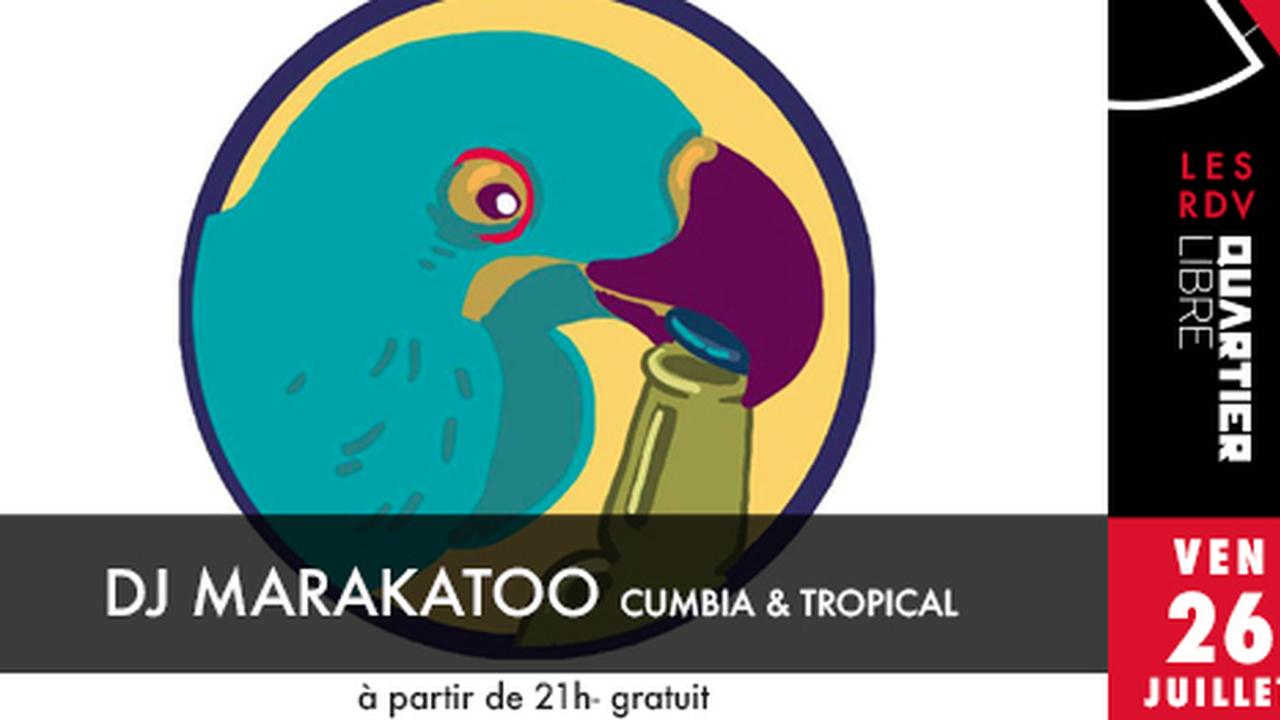 Dj Marakatoo {cumbia & tropical}
