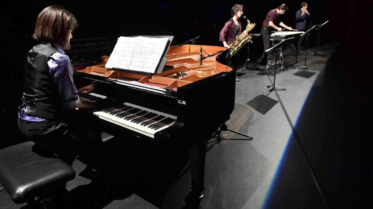 Proxima Centauri - Ensemble Sinkro « Opus 19.2 - Concerts Croisés #1 »