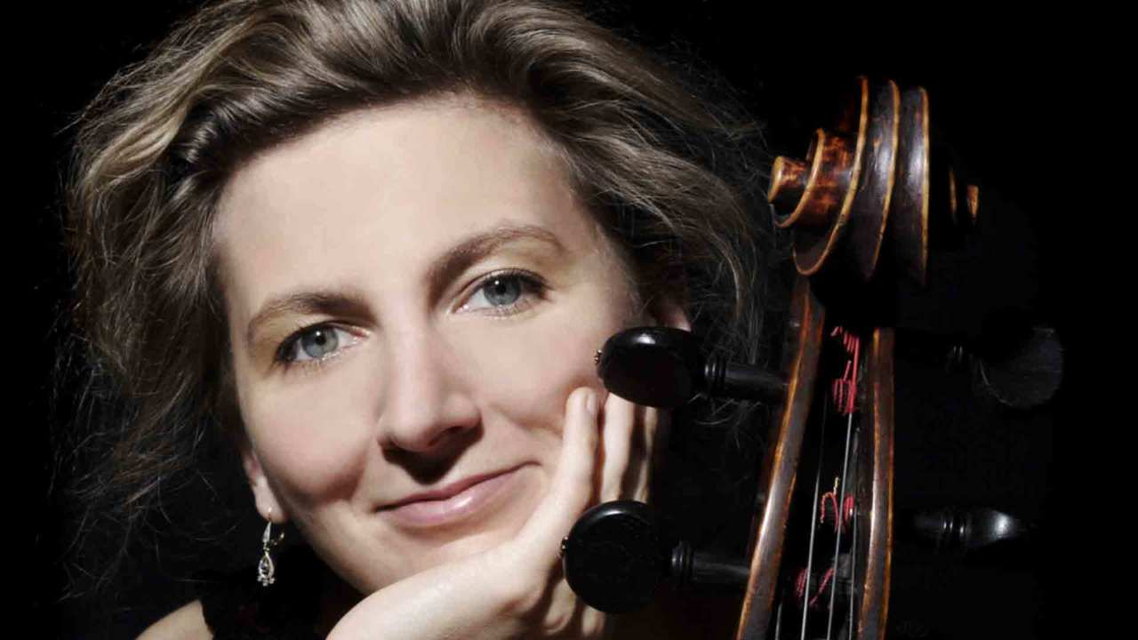 Octuor de violoncelles avec Ophélie Gaillard