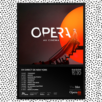 Les Retransmissions du Metropolitan Opera de New-York