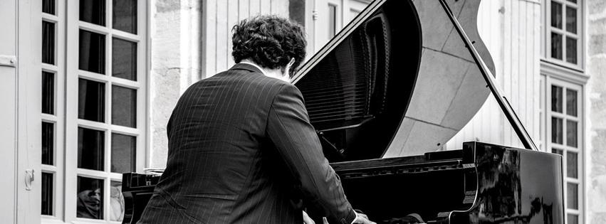 Récital de musique classique avec le pianiste virtuose William THEVIOT