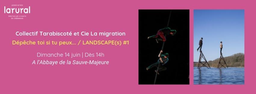 Collectif Tarabiscoté + Cie La migration