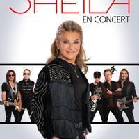 Sheila (accompagnée du groupe H-TAAG)
