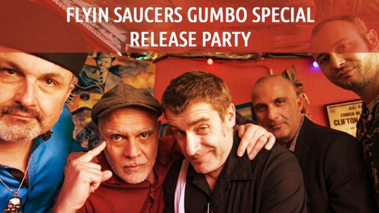 Flyin Saucers Gumbo Special