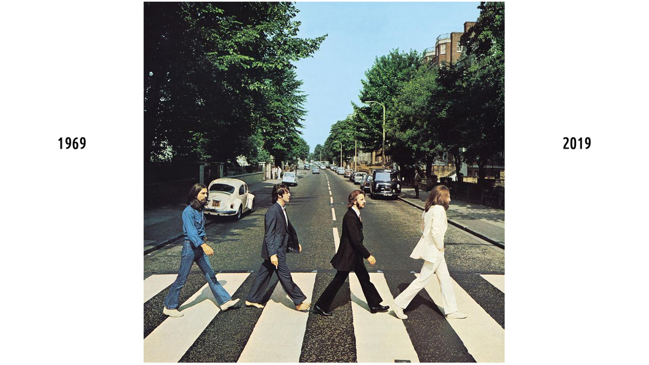 Lonely Hearts CLUB BAND #4 : Abbey Road 50th Anniversary