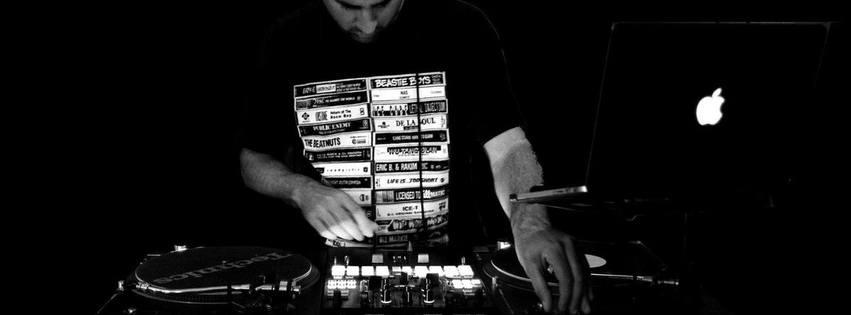 Live DJ : Nick The Funk