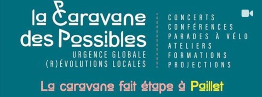 ARTOLiens : Caravane des possibles et festival basse conso