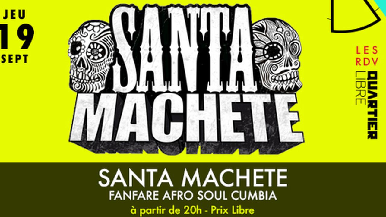 Santa Machete