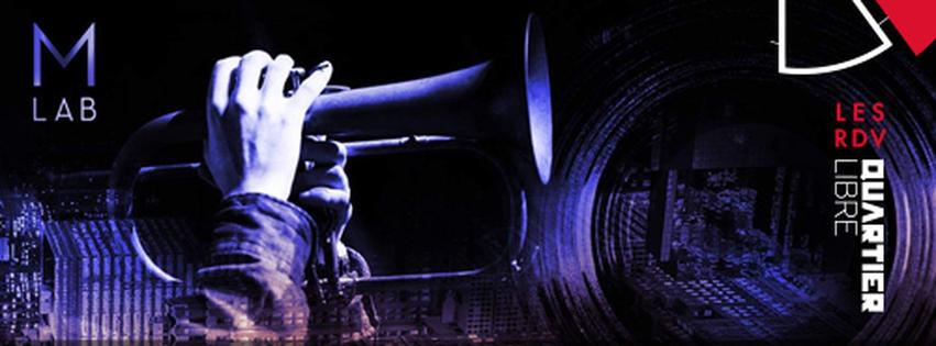 Soirée Jazz M-Lab avec M-Carlos Trio