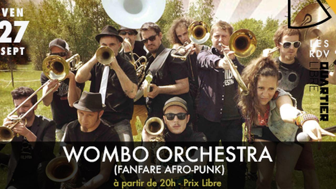 Wombo Orchestra + Dj Marakatoo