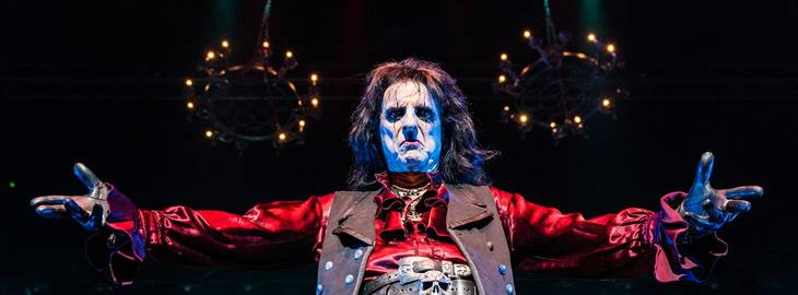 Alice Cooper + Black Stone Cherry