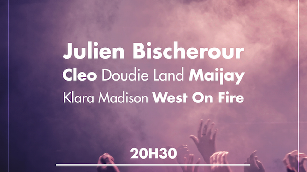 Vibrations#3 Avec Klara Madison + Cleo + West On Fire + Doudie Land + Maijay + Julien Bischerour