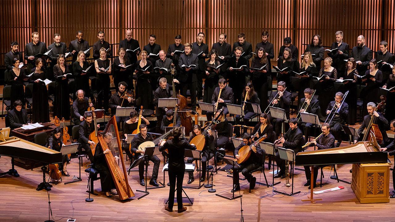 Pygmalion - Mozart - Messe en ut