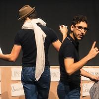 Le tour du théâtre en 80 minutes - Cie Thomas Visonneau