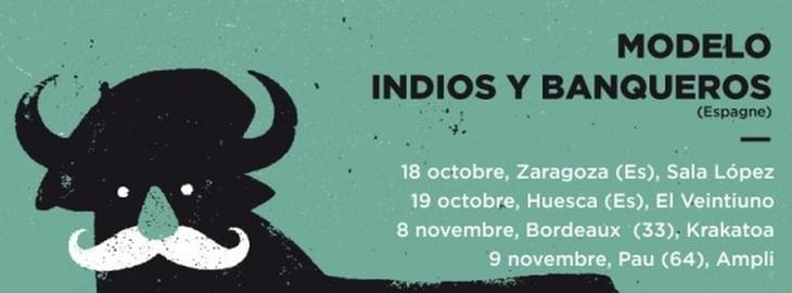 FESTIVAL ALLER RETOUR : avec ELIASSE + KOLINGA + INDIOS Y BANQUEROS + MODELO