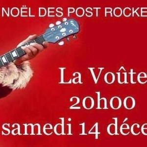 LE PÈRE NOËL DES POST ROCKEURS #2