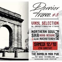 Dernier Tram #3 : Vinyl Selection