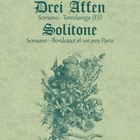 SCREAMO NIGHT : avec Drei Affen + Solitone