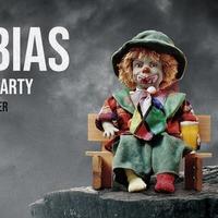 Phobias ! Halloween Party with Sand Smoke