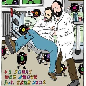 45 tours mon amour + Club Z1Z1
