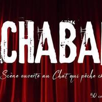 Chabaret Saison 10, animé par David Gentilini