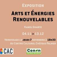 Exposition Arts et énergies renouvelables