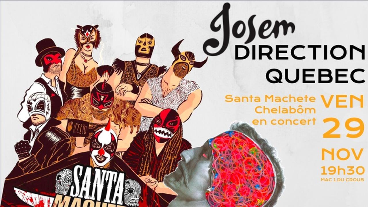 Santa Machete + Chelabôm