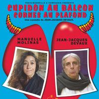 Cupidon au balcon, cornes au plafond