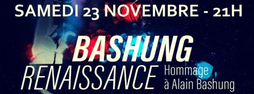 Bashung Renaissance - Hommage Alain Bashung