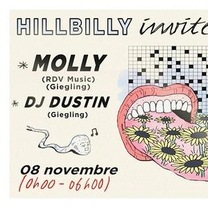 HILL BILLY : Giegling (Molly & DJ Dustin)