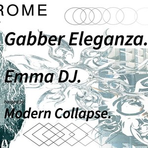 Syndrome : Gabber Eleganza + Emma DJ + Modern Collapse