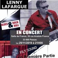 Lenny Lafargue + Fily Sound