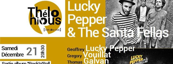 Lucky Pepper & the Santa Fellas