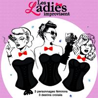 Les ladies improvisent --- Compagnie des travaux finis